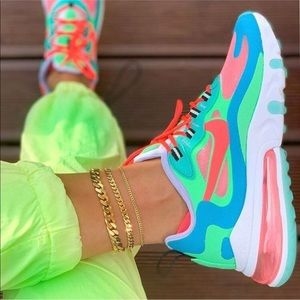 Nike Air Max 270 React Psychedelic Movement - 7.5